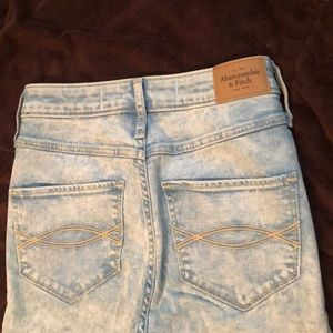 Abercrombie & Fitch Jeans - Vintage Abercrombie & Fitch skinny jeans